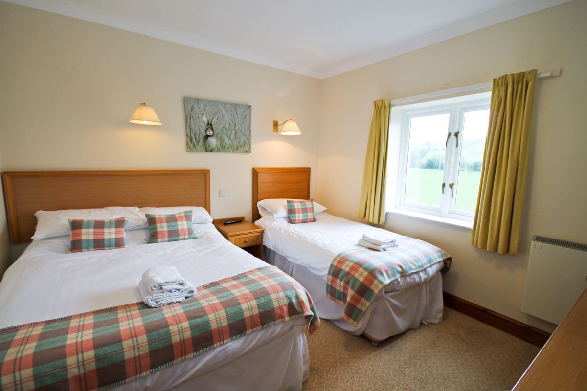 Read about our Triple Bedrooms