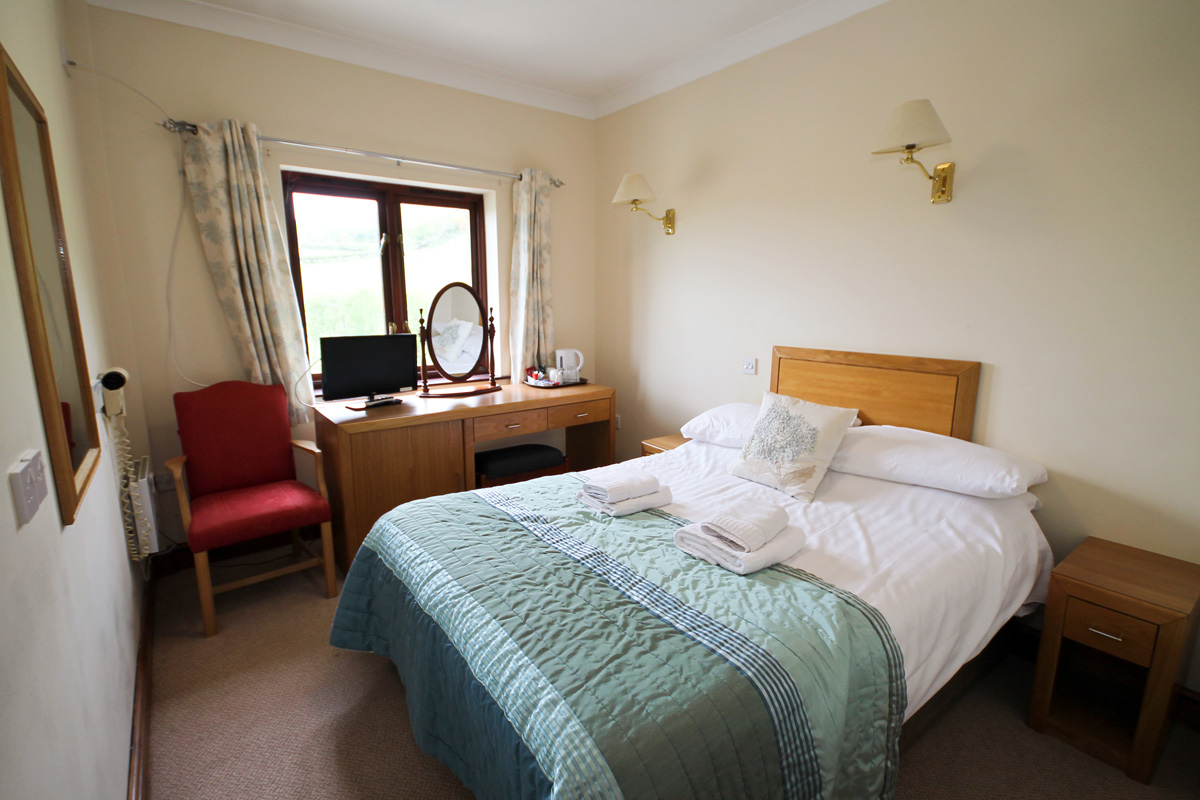Read about our Double Bedrooms